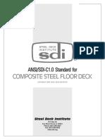 Norma tecnica Steel Deck Institute (SDI).pdf