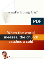 What's Going on (Sermon)