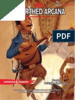 D&D 5E - Unearthed Arcana - Bardo - Colégios de Bardos