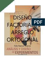 Diseño Factorial y Octagonal