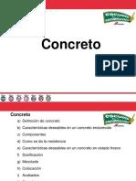 Principios básicos del concreto premezclado