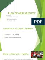 Plan de Mercadeo Kfc