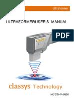 Ultra Former en Manual