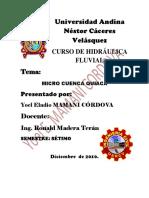 Proyecto Final Cuenca Quiaca Hidraulica Fluvial