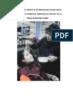 Proyecto Cosmetica y Terapeutica