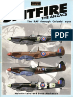 №02 Spitfire.The ANZACS,The RAF through Colonial Eyes