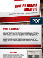 English Drama Analysis Ke 7