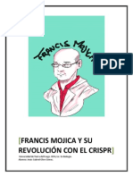 Francis Mojica y Su Revolución Con El CRISPR