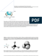 Estructuras Moleculares