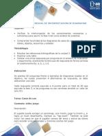 Guía de actividades y rubrica de evaluacion - Fase  - Modelar la Solución al Problema Planteado
