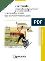El Estado peronista