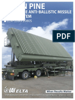ELM – 2080 Green Pine Radar System