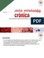 11.- Leucemias croìnicas