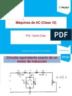 Máquinas AC (Clase 10)