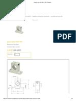 Soporte Eje SHA 16A - CNC Robotica