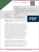 D.S. 146-Ruidos molestos