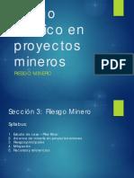 03 Riesgo Minero
