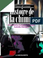 Bensaude-vincent - Unknown - Histoire de la chimie.pdf