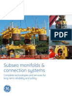 Ge Subsea Manifolds Connection Systems Brochure