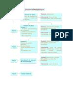 esquema metodologica