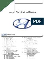 Curso Electricidad Basica Hyundai