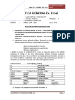 Practica General 3ra Inf - 121 I_2018