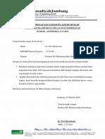 261. Surat Pernyataan Tanggung Jawab Mutlak Bpjs Susulan Bulan Juni 2018