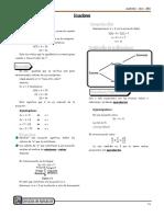 ALG 2 - Ecuaciones I