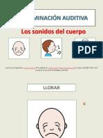 discriminación auditiva