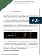 Dimensiones Del Movimiento - Instituto de Investigaciones & Soluciones Biomecánicas