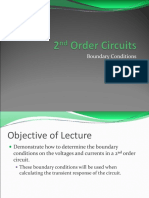 2nd Order Circuits