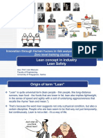UKRA Lean Concept in Industry