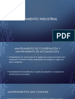Charla Mant, Industrial
