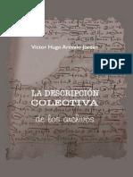 Arevalo Jordan - La Descripcion Colectiva de Los Archivos
