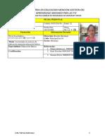 Evaluación Práctica Manejo de Programas de Microsoft Office
