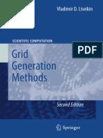 Grid Generation Methods Fullbok 978-90-481-2912-6
