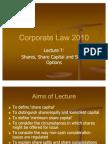 Corporate Law #4