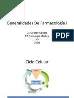 Ciclo Celular GIO Farmaco