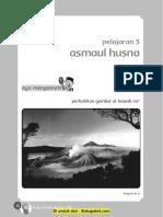 Pelajaran 3 Asmaul Husna