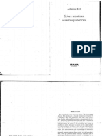 11. Adrienne Rich- Sobre mentiras, secretos y silencios.pdf