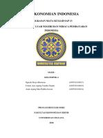 Perekonomian Indonesia SAP 13