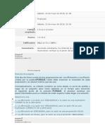 Fase 6 - Cuestionario 3 - Diferenciación e Integración Numérica y EDO