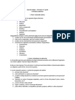Ejercicio de Análisis Literario - Lit. Hondureña