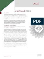 Aboriginal law in Canada