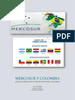 Mercosur y Colombia