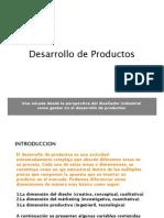 Desarrollo de productos 1