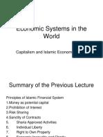 4. Capitalism and Islamic Economic System