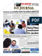 San Mateo Daily Journal 11-29-18 Edition