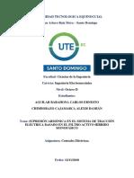 Supresión Armónica en El Sistema de Tracción Eléctrica Basado en El Filtro Activo Híbrido Monofásico