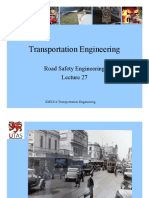 L28 Road Safety Engineering
